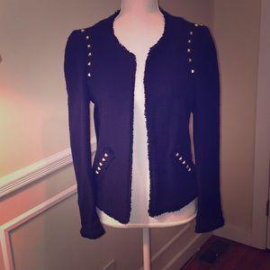 Zara Trafaluc Tweed Blazer